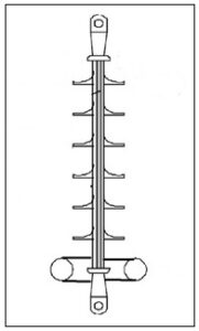 सिरॅमिकरहित निरोधक (Non-ceramic Insulators)