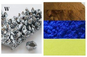 टंगस्टन संयुगे (Tungsten compounds)