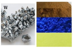 Read more about the article टंगस्टन संयुगे (Tungsten compounds)