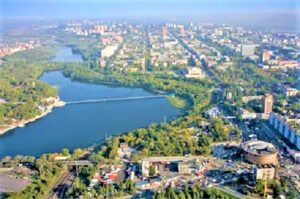 Read more about the article डोनेट्स्क शहर (Donetsk City)