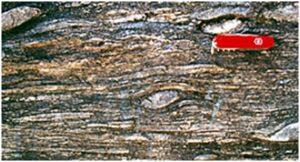 शिला स्मारके : बार पिंडाश्म (Rock Monuments : Barr Conglomerate)