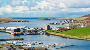 शेटलंड बेटे (Shetland Islands)