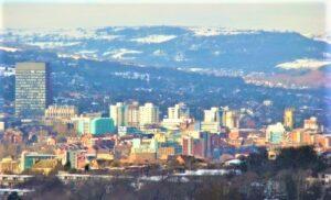 शेफील्ड शहर (Sheffield City)