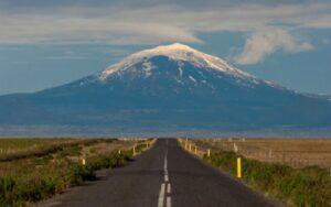 हेक्ला ज्वालामुखी (Hekla Volcano)