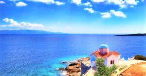 इजीअन समुद्र (Aegean Sea)