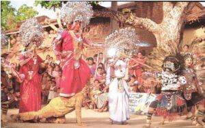 Read more about the article पुरुलिया छाऊ (Purulia Chhau)