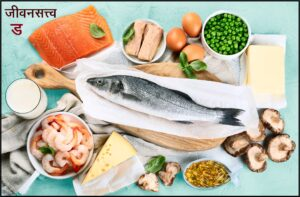 Read more about the article जीवनसत्त्व ड (Vitamin D)