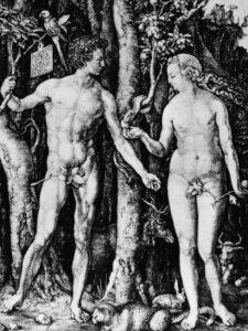 आदाम आणि एवा (Adam and Eva)