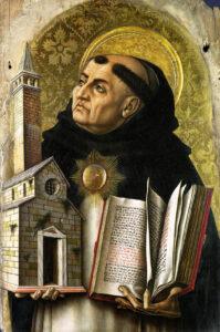 सेंट थॉमस अँक्वीनास (Saint Thomas Aquinas)
