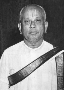 अरियकुडि रामानुज अयंगार (Ariyakudi Ramanuja Iyengar)