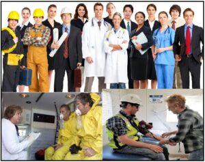 व्यावसायिक आरोग्य परिचर्या (Occupational health nursing)