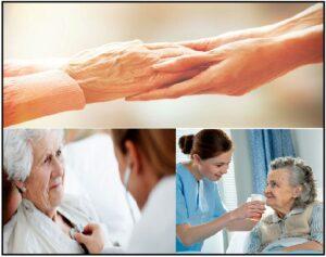 वृद्धापकालीन परिचर्या  (Gerontological Nursing)