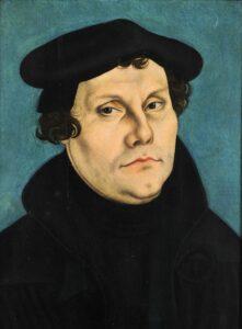 मार्टिन ल्यूथर (Martin Luther)