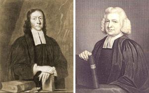जॉन आणि चार्ल्स वेस्ली (John and Charles Wesley)