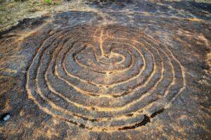 प्रागैतिहासिक कला, भारतातील (Prehistoric Art in India)