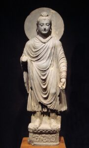 गांधार मूर्तिकला शैली (Gandhar Sculpture Art)