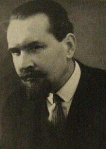 न्यिकलाई स्यिरग्येयेव्ह्यिच त्रुब्येत्स्कॉई (Nikolai Sergeyevich Trubetzkoy)