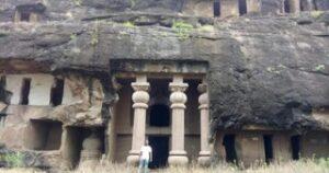 मानमोडी टेकडीवरील लेणी-समूह, जुन्नर (Rock-cut Caves on Manmodi Hill, Junnar)