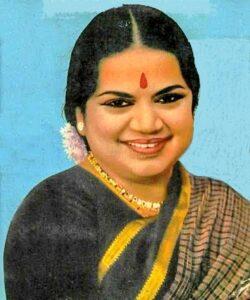 एम. एल. वसंतकुमारी (M. L. Vasanthakumari )