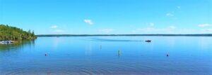 मॅनिटोबा सरोवर (Manitoba Lake)