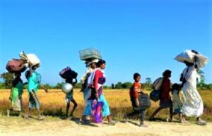Read more about the article विस्थापन आणि विकासप्रकल्प (Displacement and Development Project)