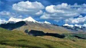 हिमालय पर्वताची प्राकृतिक रचना (Physiography of Himalayas)