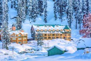 हिमालय पर्वतातील हवामान (Climate in Himalayas)