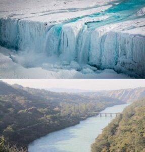 हिमालयातील नद्या व हिमनद्या (Rivers and Glaciers in Himalayas)