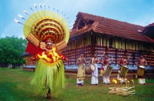 Read more about the article तय्यम (Theyyam)