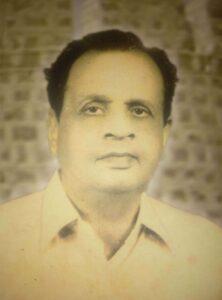 सदाशिव शंकर देसाई (Sadashiv Shankar Desai)