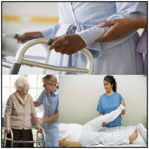 शारीरिक हालचाल समस्या व परिचर्या नियोजन (Mobility problem and Nursing Planning)