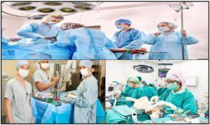 शल्यक्रियागारात कार्यरत परिचारिका (The Operation Theater Nurse)