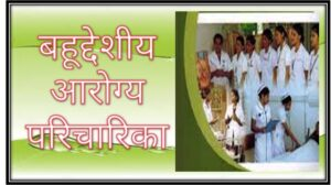 Read more about the article बहूद्देशीय आरोग्य परिचारिका (Multi Purpose Health Worker)