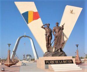 अन्जामेना शहर (N'Djamena City)
