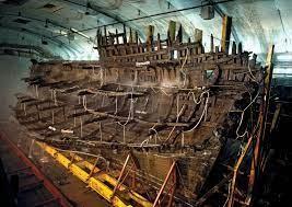 जहाजबुडीचे पुरातत्त्व (Shipwreck Archaeology)