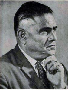 व्ही. डी. कृष्णस्वामी (V. D. Krishnaswami)