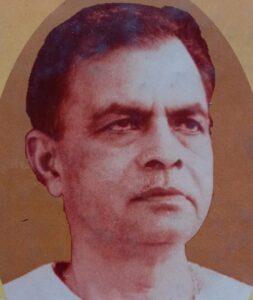 जी. आर. शर्मा (G. R. Sharma)