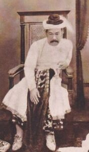 Read more about the article थिबा राजे (Thibaw, king of Myanmar)