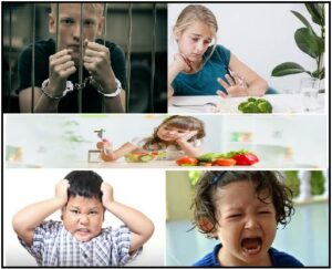 मुलांमधील वर्तणुकीच्या समस्या व परिचर्या (Behavioral Problems in children and Nursing)