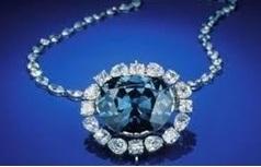 निळ्या रंगाचे हिरे (Blue Diamond)