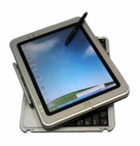 टॅबलेट संगणक (Tablet Computer)