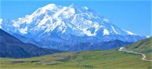 अलास्का पर्वतरांग (Alaska Mountain Range)