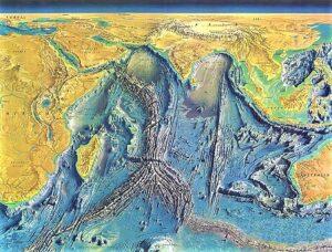 Read more about the article हिंदी महासागराची प्राकृतिक रचना (Physiography of Indian Ocean)