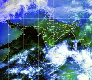 Read more about the article हिंदी महासागरावरील हवामान (Climate on Indian Ocean)