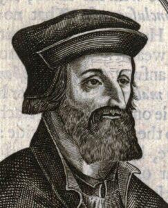 जॉन वाइक्लिफ (John Wycliffe)