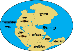 Read more about the article टेथिस समुद्र (Tethys Sea)