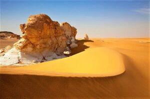 Read more about the article सहारा वाळवंटाची भूरचना (Physiography of Sahara Desert)