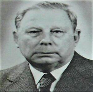 गुस्ताव हाइन्रीच राल्फ कोनिग्सवाल्ड वॉन (Gustav Heinrich Ralph KoenigswaldVon)