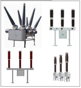 उच्च व अतिउच्च दाबाकरिता उपयुक्त स्विचगिअर : खंडकाचे मुख्य प्रकार (HV & EHV Switchgear : Types of Circuit Breakers)